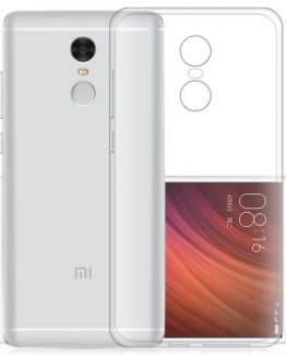 Xiaomi Redmi Note 4X/4 Global TPU hoesje