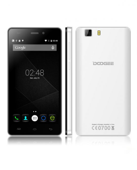 DOOGEE X5 (8GB) smartphone