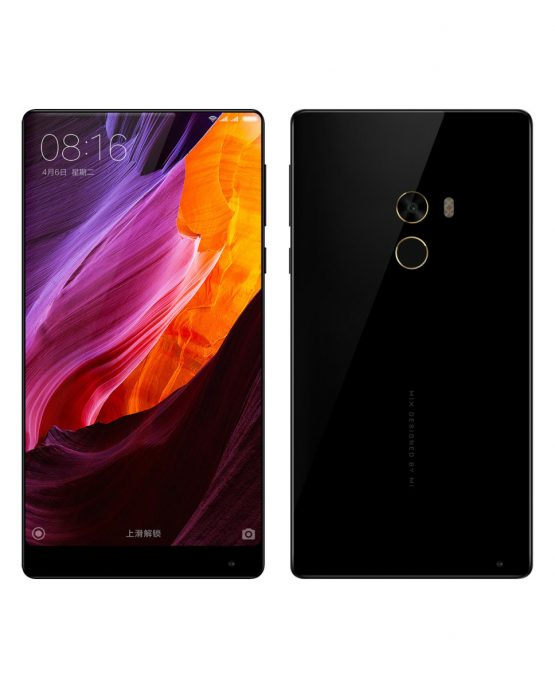 Xiaomi Mi MIX 256 GB - 18k Gold Edition (zwart/goud)