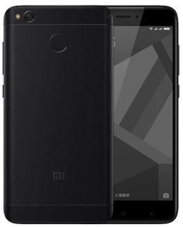 Xiaomi Redmi 4X 32GB zwart