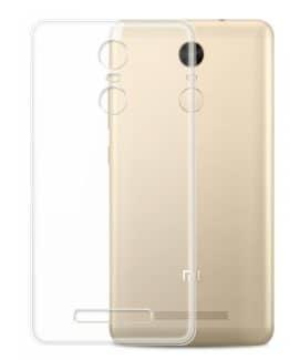Xiaomi Redmi 4 Pro hoesje (TPU)