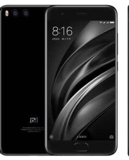 Xiaomi Mi6 128GB (zwart)